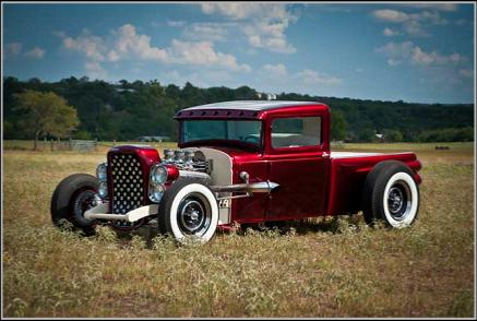 31 Ford Truck