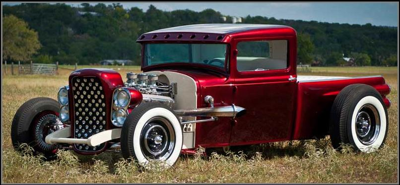 31 Ford Truck - Larry Woods