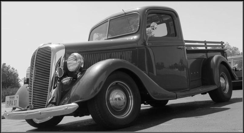 37 Ford Truck