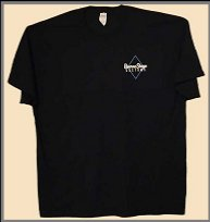 32 Ford T-shirt - Men's Black (Front)